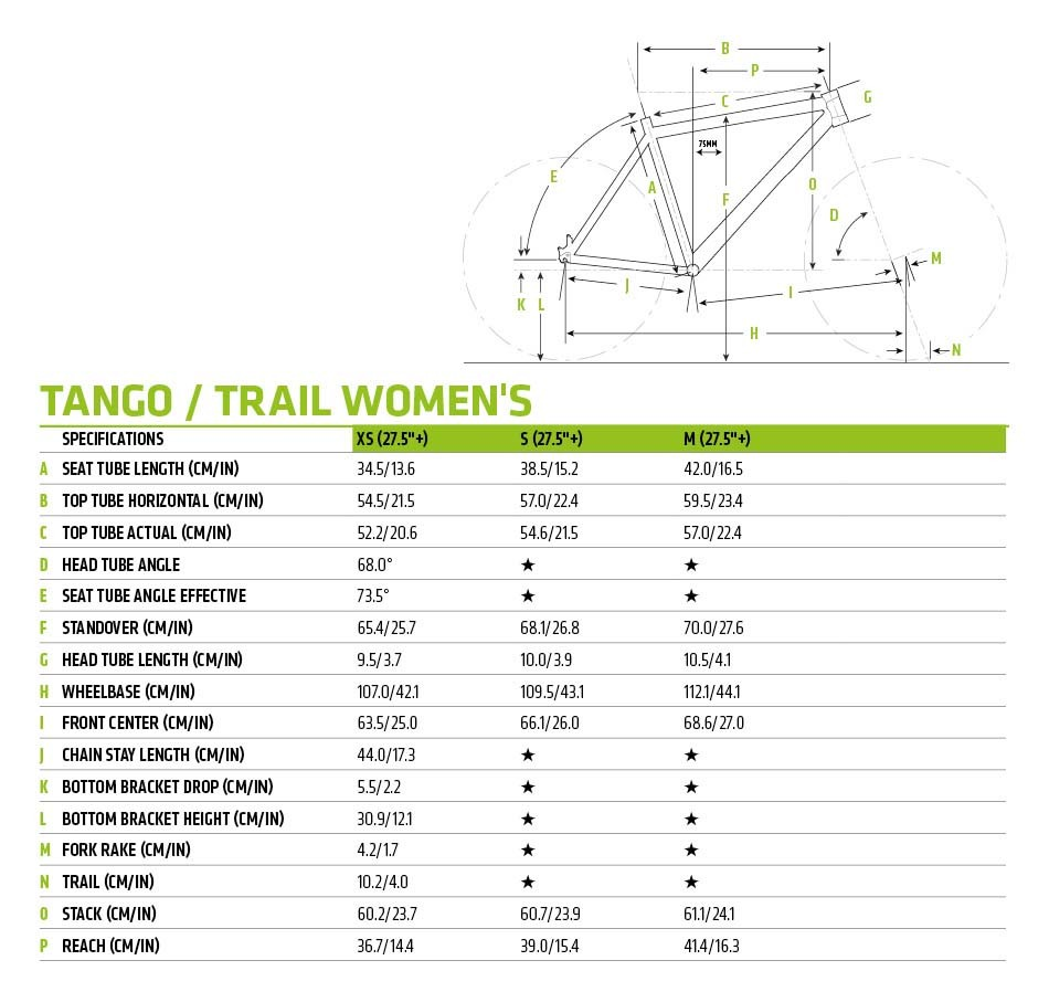 Trail Women's 1 -