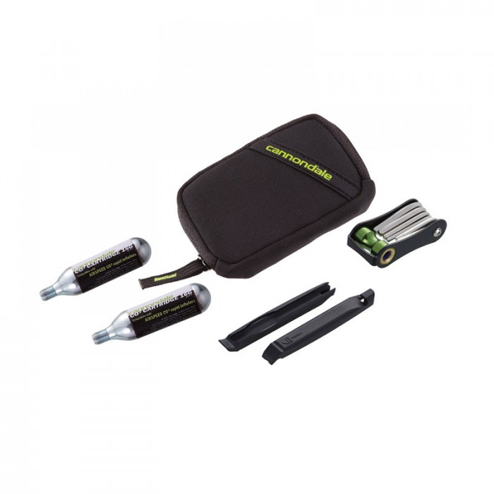 6 Multi Tool / CO2 Inflator Kit -