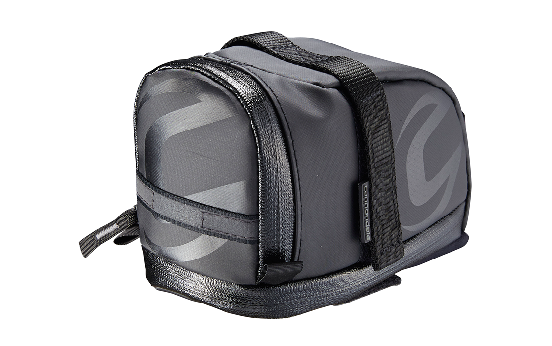 SPEEDSTER 2 SEAT BAG MEDIUM BLACK -